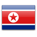 Korea DPR_flag